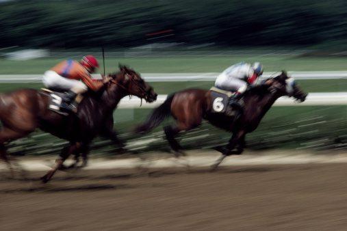 Cloud Computing Horse Racing