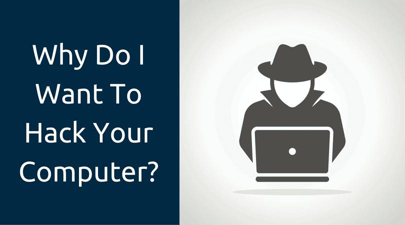 Hack Your Computer